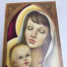 Postales: POSTAL NAVIDAD - DIPTICO CIRCULADA - 11X17CM. Lote 184345766