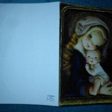 Postales: ESCUCHO OFERTAS - ANTIGUA FELICITACION NAVIDEÑA CHRISTMAS . FERRANDIZ . ESCRITA . Lote 184879851