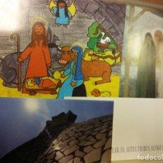 Postales: LOTE DE HERMOSAS TARJETAS NAVIDEÑAS.. Lote 184902995