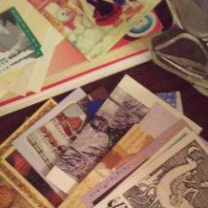Postales: LOTE DE 14 POSTALES SURTIDAS NAVIDEÑAS ,2 DE ELLAS SON VISTAS .. Lote 185360891