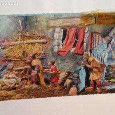 Postales: FELICITACION TARJETA POSTAL CYZ NAVIDEÑA CHRISTMAS PORTAL DE BELEN VIRGEN NIÑO JESUS SAN JOSE . Lote 185469217