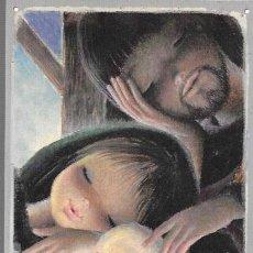 Postales: POSTAL NAVIDAD FERRÁNDIZ * MARIA , JOSÉ Y JESÚS * ( NO DÍPTICO). Lote 185896851