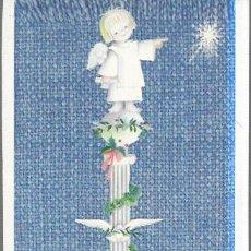 Postales: TARJETA NAVIDAD FERRÁNDIZ * ANGEL ANUNCIANDO *. Lote 187133335