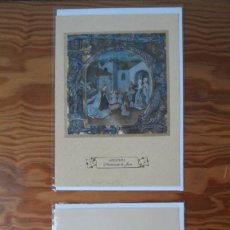 Postales: LOTE 16 TARJETAS DE NAVIDAD / CHRISTMAS. DIVERSOS ESTILOS AÑOS 1970 - 1990 APROX. Lote 187406263