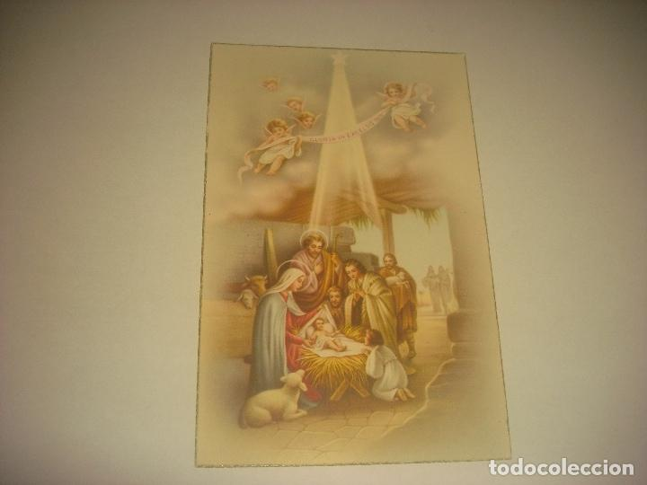 PRECIOSA POSTAL DE NAVIDAD . ED ANCLA SERIE 1136, ESCRITA. (Postales - Postales Temáticas - Navidad)