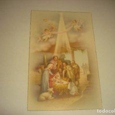 Postales: PRECIOSA POSTAL DE NAVIDAD . ED ANCLA SERIE 1136, ESCRITA.. Lote 187452306