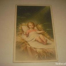 Postales: PRECIOSA POSTAL DEL NIÑO JESUS. ED ANCLA , SERIE 4026. ESCRITA 1954.. Lote 187974946