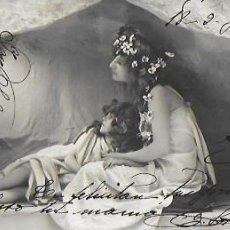 Postales: P- 9675. POSTAL FOTOGRAFICA NIÑOS. PRINCIPIOS S .XX.. Lote 188478347