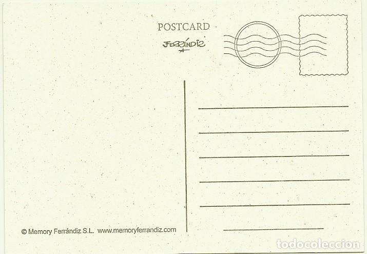 Postales: FERRÁNDIZ - EDICIONES MEMORY 15X10,5 CM APROX - F30 - Foto 2 - 189884060