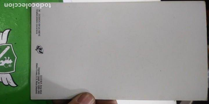 Postales: Tarjeta postal Jugando en la nieve ARTIS MUTI - Foto 2 - 191001372