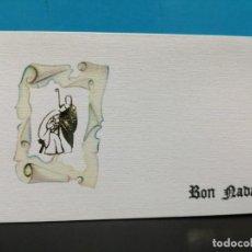 Postales: POSTAL MINI DOBLE GOLDEN SIN USAR . Lote 191323352