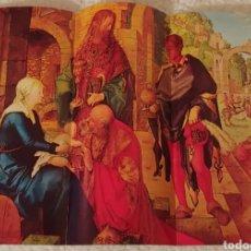 Postales: NUEVO, CHRISTMA NAVIDAD TRÍPTICO, 1972. Lote 191627578