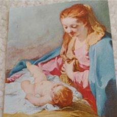 Postales: ANTIGUO CHRISTMA FELICITACIÓN DE NAVIDAD. Lote 191628525