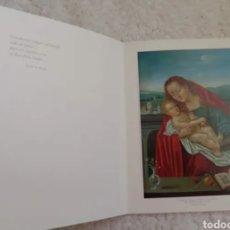 Postales: TARJETA FELICITACIÓN NAVIDAD 2003 IBERCAJA. Lote 191744273