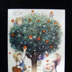 Postales: POSTAL NAVIDAD 14 X 10 CM. FERRÁNDIZ, DÍPTICO A.2013-1. 1983. ESCRITA. Lote 191757542