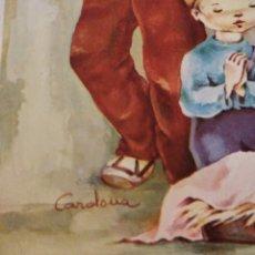 Postales: POSTAL CHRISTMA CARDONA, EDICIONES CREACIONES. Lote 192507718