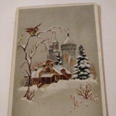 Postales: CHRISTMA EDICIONES EL ANCLA SERIE 2003. Lote 192508456