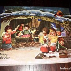 Postales: Nº 35597 POSTAL PORTUGAL NAVIDAD. Lote 192973532