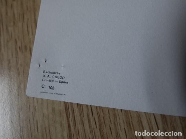 Postales: Postal navideña Feliz navidad CANDELITA año 1964 ilustración ESTUDIOS MACIA N macian - Foto 5 - 194232491