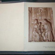 Postales: HAGA SU OFERTA ANTIGUO CHRISTMA FELICITACIONES DE NAVIDAD TARJETA NAVIDEÑA BELEN NACIMIENTO. Lote 194251753
