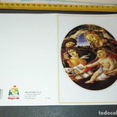 Postales: HAGA SU OFERTA ANTIGUO CHRISTMA FELICITACIONES DE NAVIDAD TARJETA NAVIDEÑA BELEN NACIMIENTO. Lote 194354021