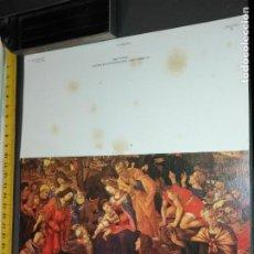 Postales: HAGA SU OFERTA ANTIGUO CHRISTMA FELICITACIONES DE NAVIDAD TARJETA NAVIDEÑA BELEN NACIMIENTO. Lote 194354053