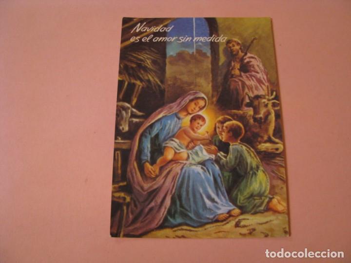 POSTAL DE NAVIDAD. ED. AFA. PN-59. ESCRITA. 19881. (Postales - Postales Temáticas - Navidad)
