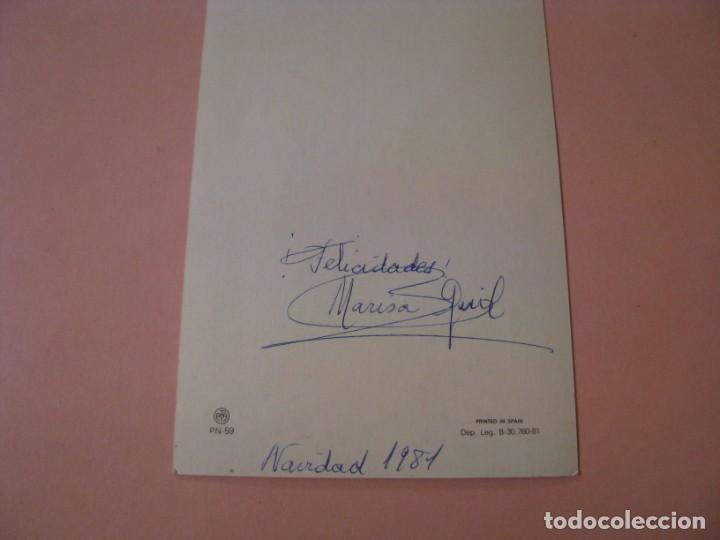 Postales: POSTAL DE NAVIDAD. ED. AFA. PN-59. ESCRITA. 19881. - Foto 2 - 194522213