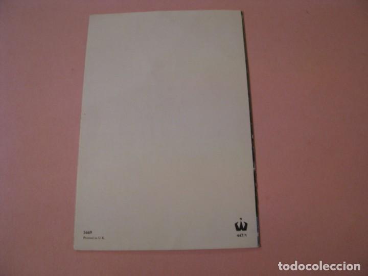 Postales: POSTAL DIPTICA DE NAVIDAD. ED. REINO UNIDO. ESCRITA. 14X9,5 CM. - Foto 3 - 194522697
