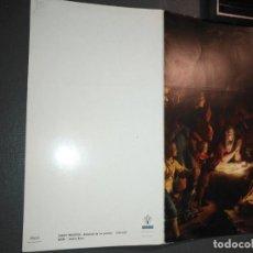 Postales: HAGA SU OFERTA ANTIGUO CHRISTMA FELICITACIONES DE NAVIDAD TARJETA NAVIDEÑA BELEN NACIMIENTO . Lote 194645100