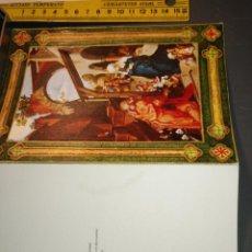 Postales: HAGA SU OFERTA ANTIGUO CHRISTMA FELICITACIONES DE NAVIDAD TARJETA NAVIDEÑA BELEN NACIMIENTO . Lote 194645145
