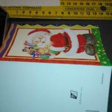 Postales: HAGA SU OFERTA ANTIGUO CHRISTMA FELICITACIONES DE NAVIDAD TARJETA NAVIDEÑA BELEN NACIMIENTO . Lote 194645161