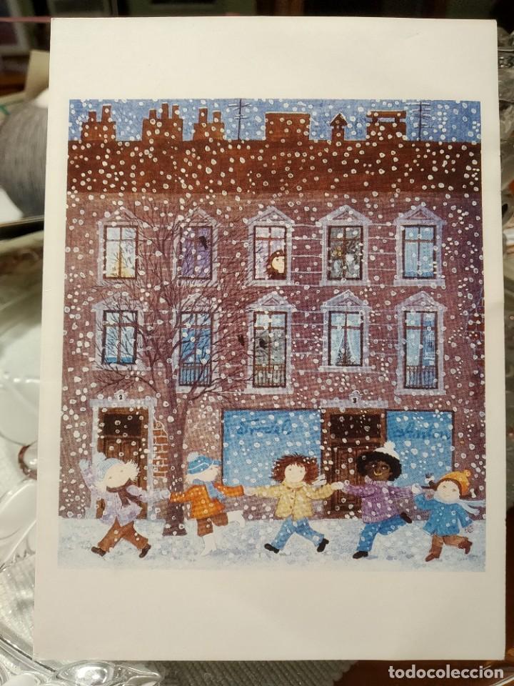 NIÑOS (Postales - Postales Temáticas - Navidad)