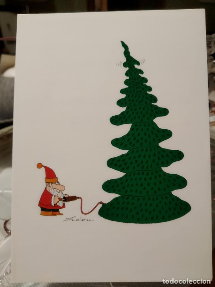 COMICA (Postales - Postales Temáticas - Navidad)
