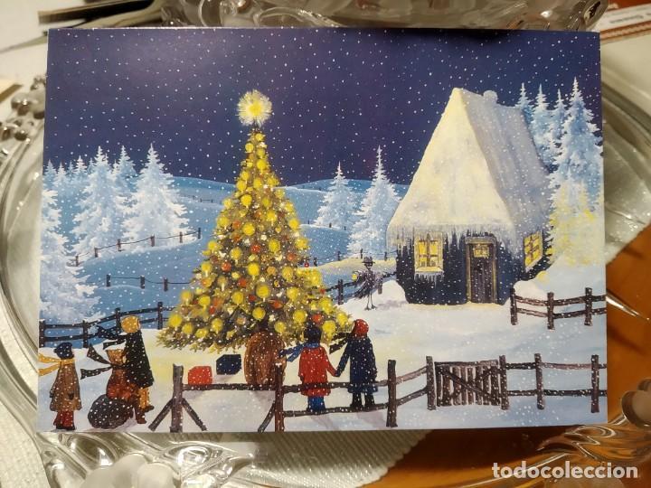 ESCENA NAVIDAD (Postales - Postales Temáticas - Navidad)