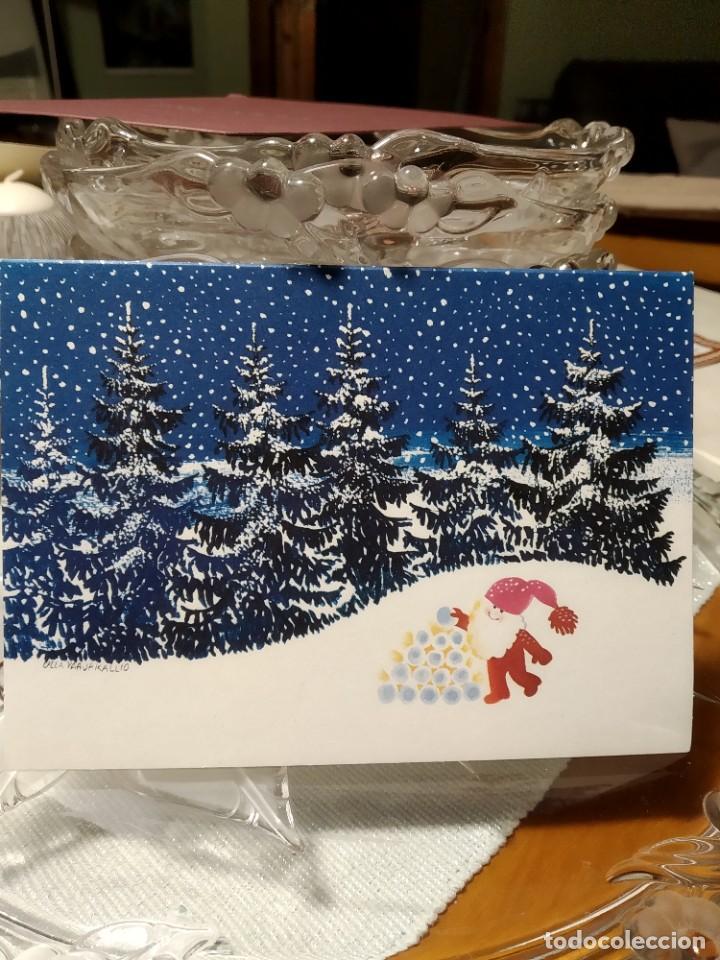 ABETOS (Postales - Postales Temáticas - Navidad)