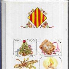 Postales: FELICITACION NAVIDAD LISI * ESCENAS NAVIDEÑAS * BUSQUETS 1979- CON SOBRE Y FUNDA. Lote 194949982