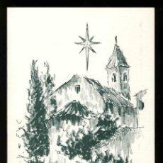 Postales: FELICITACIO NADALENCA AGRUPACIONS NARCIS GIRALT DE SABADELL: SANT FELIU DE ROCABRUNA (CAMPRODON). Lote 195113943