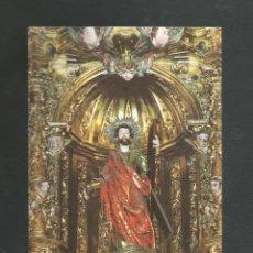 Postales: FELICITACION DE NAVIDAD - SAN ANDRES - PARROQUIA DE SAN ANDRES - VALLADOLID. Lote 195235172