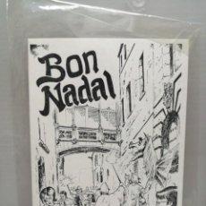 Postales: POSTAL, NAVIDAD BLANCO Y NEGRO MARGARIT 1983. Lote 196328150