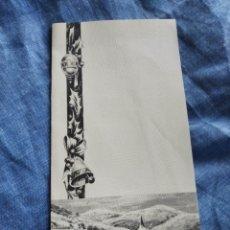 Postales: POSTAL NAVIDAD TARGETA FELICITACION NAVIDEÑA. ANTIGUA.ESCRITA HOTEL MARIA VICTORIA. Lote 197196736