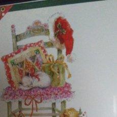 Postales: 9188 - ROSA BATLLE - EDICIONES BUSQUETS 02.022.5039 - DIPTICA 13X8,8 CM- (NUEVA CON SOBRE). Lote 197253830
