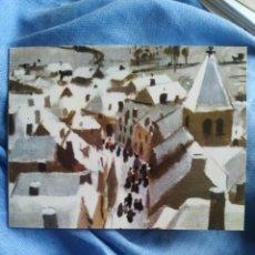 Postales: POSTAL NAVIDAD TARGETA FELICITACION NAVIDEÑA. ANTIGUA.ESCRITA 1975. Lote 197274903