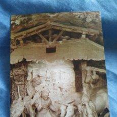 Postales: POSTAL NAVIDAD TARGETA FELICITACION NAVIDEÑA. ANTIGUA.ESCRITA 1975 ORATORIO SAN GIUSEPPE. Lote 197275576