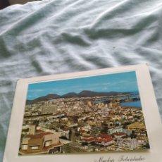 Postales: POSTAL ESCRITA LAS PALMAS DE GRAN CANARIA ISLAS CANARIAS. Lote 197518011