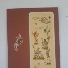 Cartes Postales: BONITA POSTAL DE NAVIDAD. DIPTICO. DEL COLECCION, SIN USO. Lote 197841948