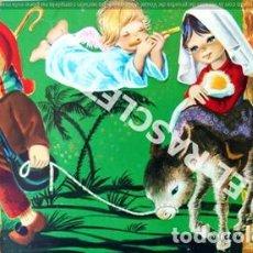 Postales: ANTIGÜA POSTAL FELICITACIÓN DE NAVIDAD. Lote 199203720