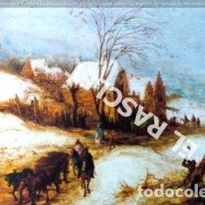 Postales: ANTIGÜA POSTAL FELICITACIÓN DE NAVIDAD. Lote 199204343