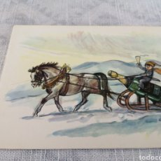 Postales: FELIZ AÑO NUEVO. Lote 199208508