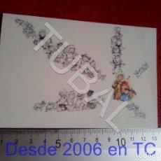 Cartes Postales: TUBAL ROSER PUIG FELICITACION DE NAVIDAD B66. Lote 199306213